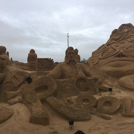 FIESA - International Sand Sculpture Festival: photo3.jpg
