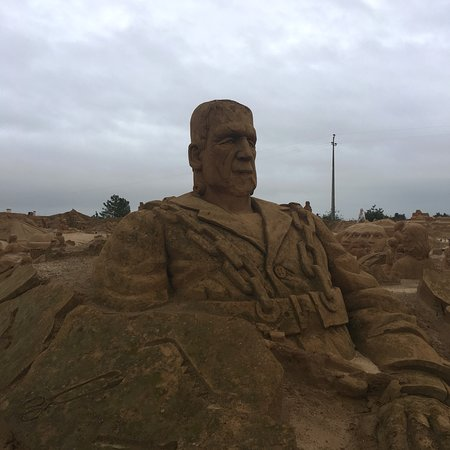 FIESA - International Sand Sculpture Festival: photo4.jpg