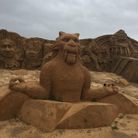FIESA - International Sand Sculpture Festival: photo6.jpg