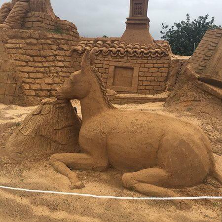 Фотография FIESA - International Sand Sculpture Festival