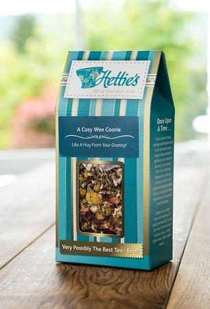 Hettie's Tearoom: At Hettie's We Blend Our Own Loose Leaf Tea