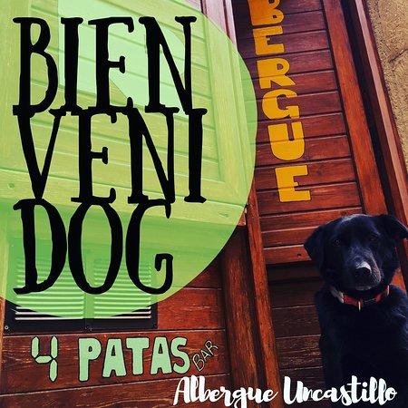 Uncastillo, Spain: 4Patas Bar