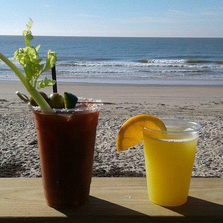 Surfside Beach, Teksas: Seahorse Bar & Grill