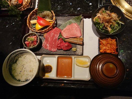 Kanpai Classic-Hsinchu Sheraton: 午間套餐價位大概600到800左右