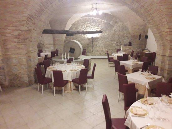 Atessa, Italien: sala ristorante