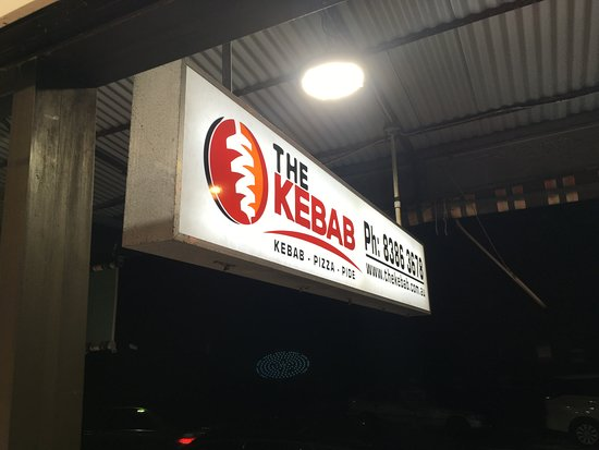 The Kebab - Concord NSW