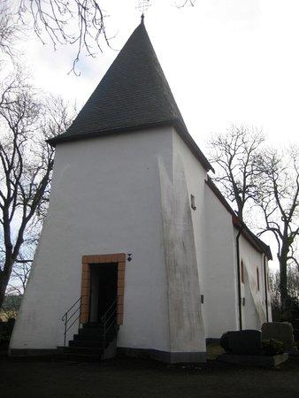 Weinfelder Maar - Totenmaar: Weinfelder Kapelle