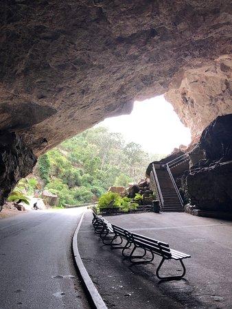 Wentworth Falls, Australien: Jenolan Cave Tours
