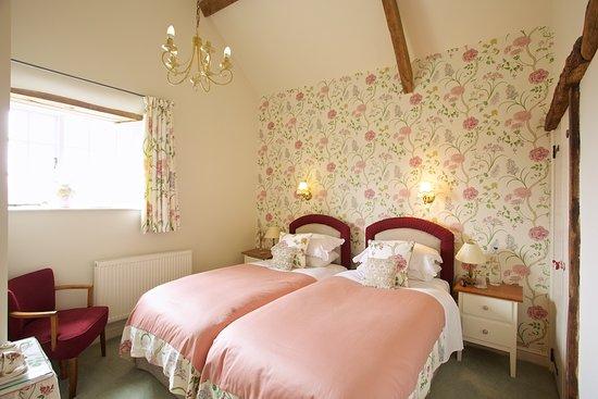 Cropston, UK: Twin Bedroom
