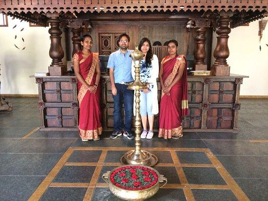 Kunjithanny, Индия: Happy guest Subham Gupta.