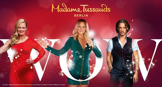 ‪Madame Tussauds Berlin‬