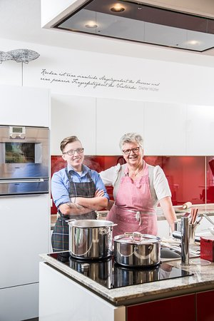 Landhaus Kellerwand Hotel: Sissy & Stefanie Sonnleitner