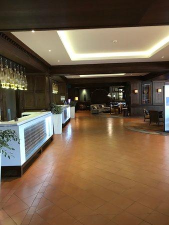 Castelvecchio Pascoli, Italia: Reception area