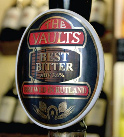 The Vaults Pub and Bed & Breakfast: The Vaults Best Bitter
