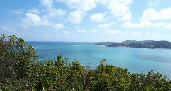Saint Philip Parish, Antigua: Half Moon Beach