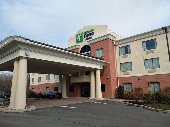 Selinsgrove, Pennsylvanie : Hotel