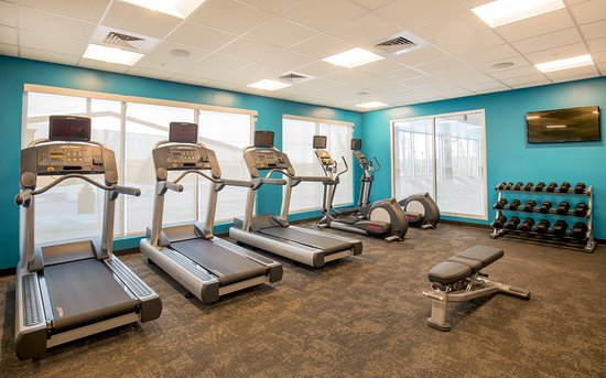Fitness Facility Picture Of Fairfield Inn Amp Suites By