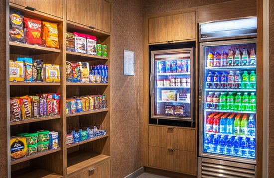 Walpole, Массачусетс: Marketplace-Snacks & Beverage