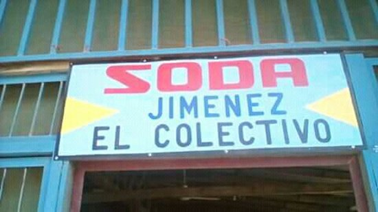 Image result for Soda Jimenez puntarenas