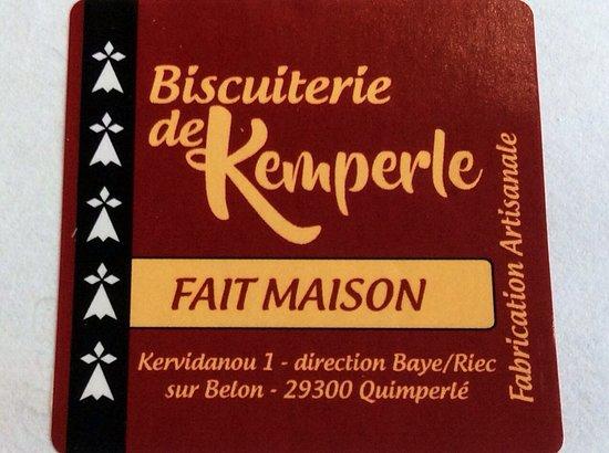 Biscuiterie de Kemperle