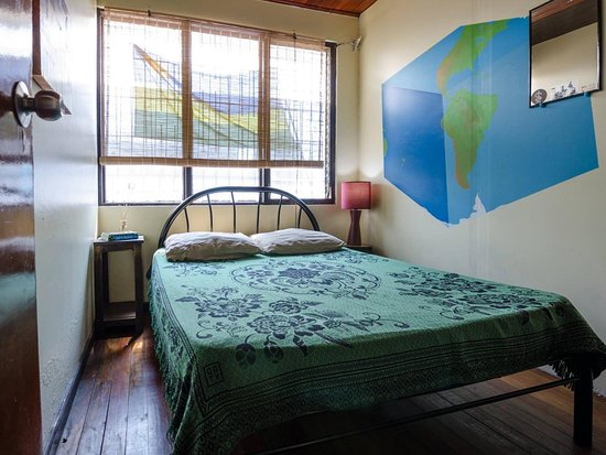 San Pedro, Costa Rica: Double room.