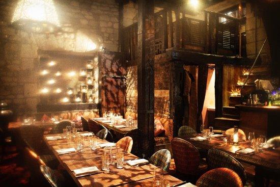 Le 404 paris arts et metiers restaurant reviews phone number photos tripadvisor - Restaurant la grille paris 10 ...