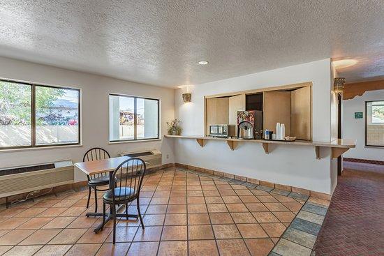 Motel 6 Santa Fe Central-bild