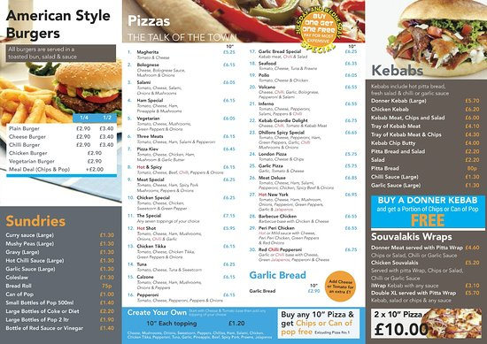 Menu Page 2 Pricing And Availability T C Apply Foto Dhillons Fish Inn Newcastle Upon Tyne Tripadvisor