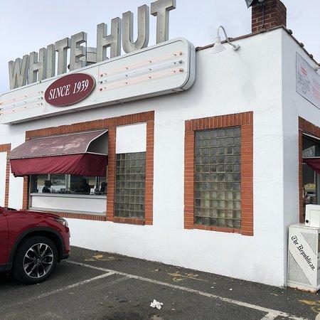 White Hut Bild