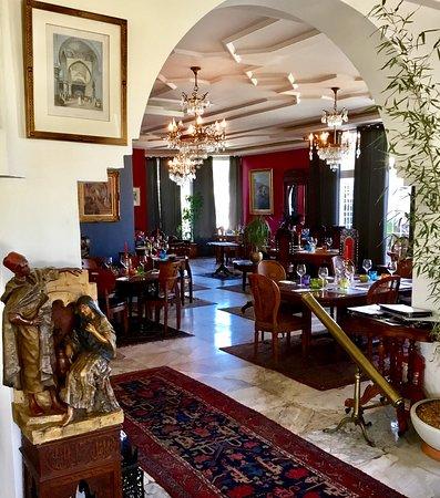 les orientalistes alger salle manger