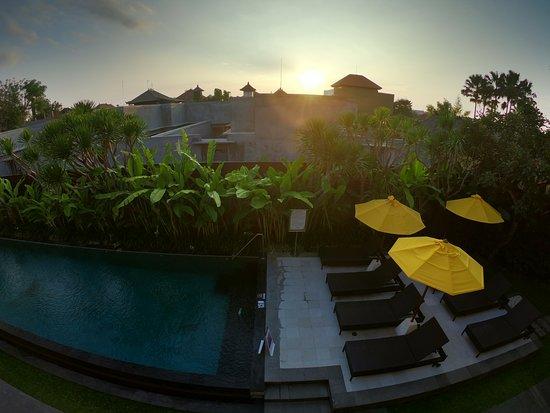 Amadea Resort & Villas: come with balcony.