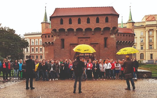 Krakow Free Walkative Tour