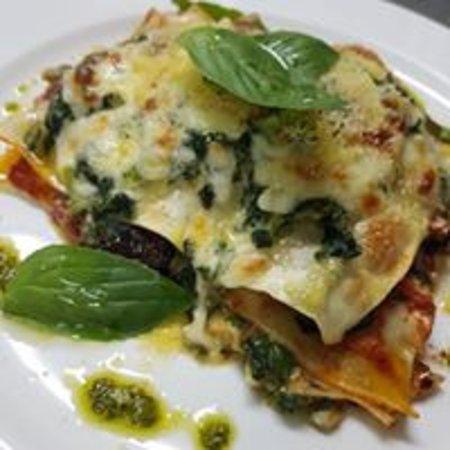 Vegetarian Lasagne Picture Of La Capannina George Tripadvisor
