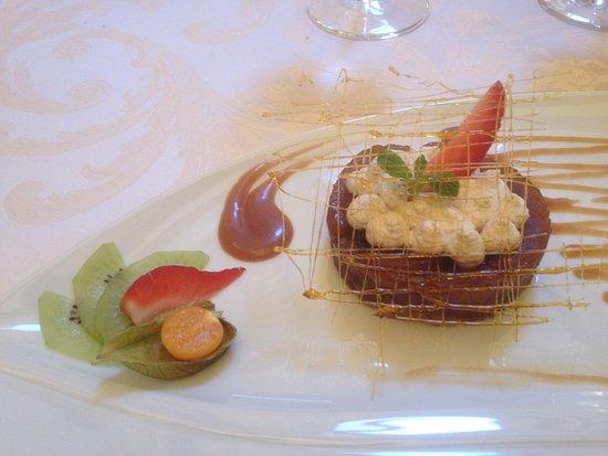 Superbe repas au menu 46 photo de auberge de crisenoy for Auberge de crisenoy melun