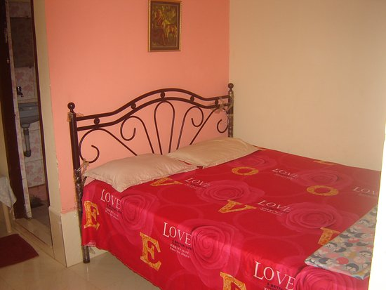 Anjuna, Indien: Double Bed Ensuite