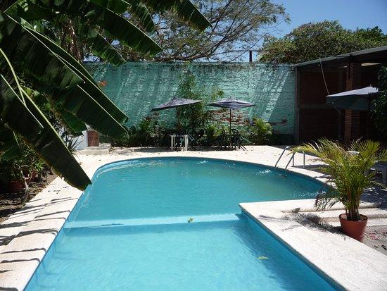 Hotel Hospedajes del Rey: Alberca
