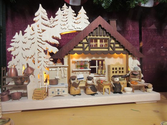Christkindlmarkt: German craft