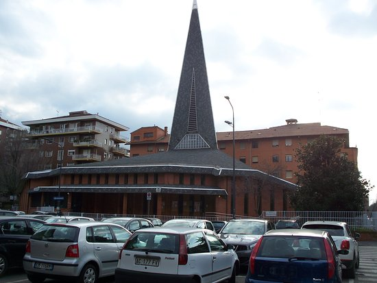 Chiesa dei Santi Patroni d′Italia Francesco e Caterina