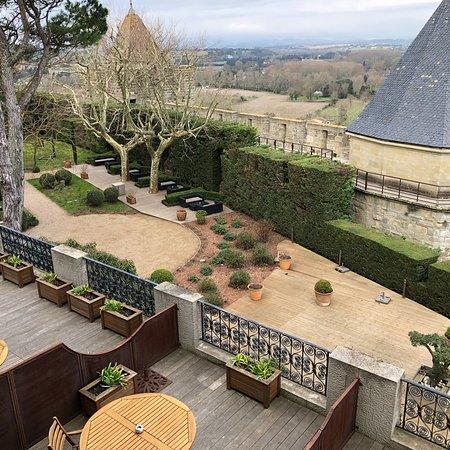 Hotel Du Chateau Carcassonne Reviews