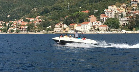 Kotor Speed Boat Tours