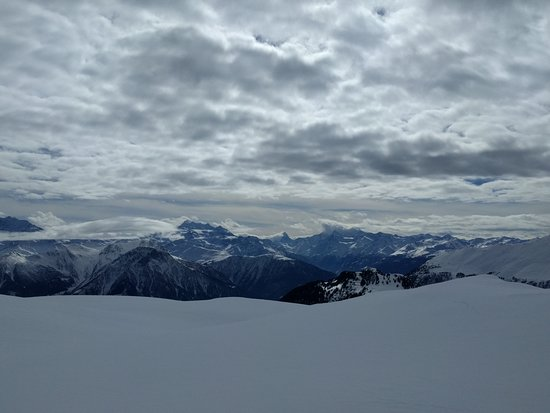 Riederalp, Швейцария: Panorama