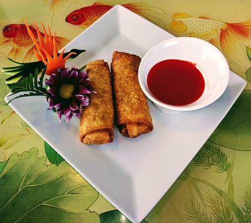 Wauseon, OH: Egg Rolls
