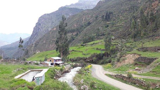 "Churin, เปรู: Camino a ""Huancahuasi"""