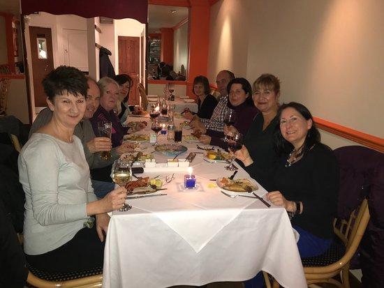 Spice Zone Tonbridge: Banqueting night