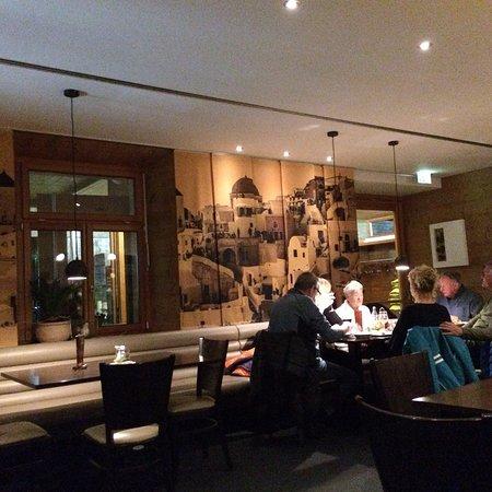 Tschagguns, Austria: Very good Greek restaurant.