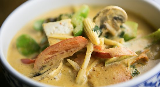 Thai Ginger - Seattle: Red Curry