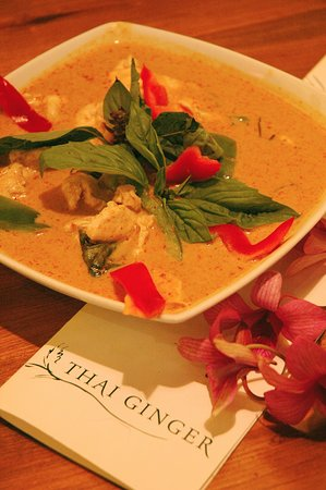 Thai Ginger - Seattle: Yellow Curry