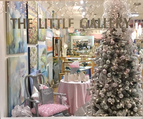 The Little Gallery on Smith Mountain Lake: Merry Christmas!