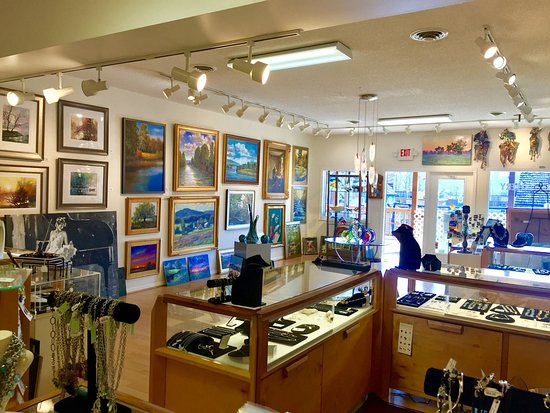 The Little Gallery on Smith Mountain Lake