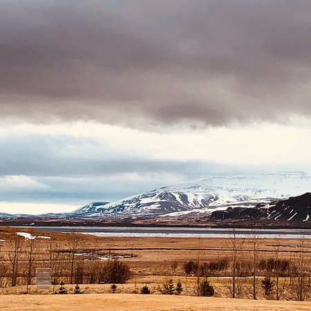 Borgarnes, IJsland: Icelandair Hotel Hamar